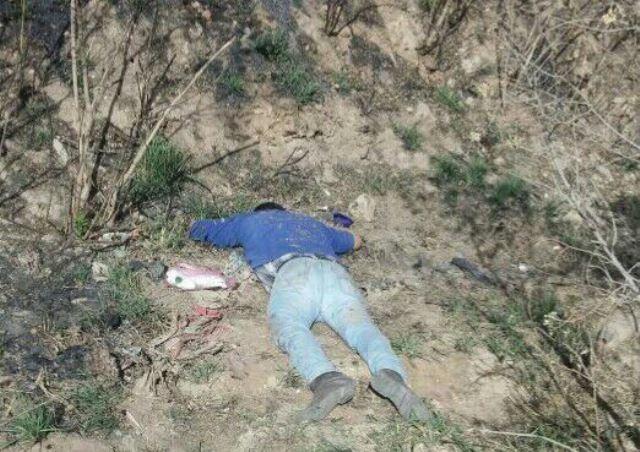 ¡Hallaron muerto a un hombre en Aguascalientes; se cree fue asesinado a golpes!