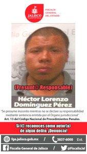 HECTOR LORENZO DOMINGUEZ PEREZ