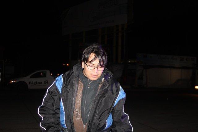 ¡Joven lesionada tras ser arrollada por un motociclista en Aguascalientes!