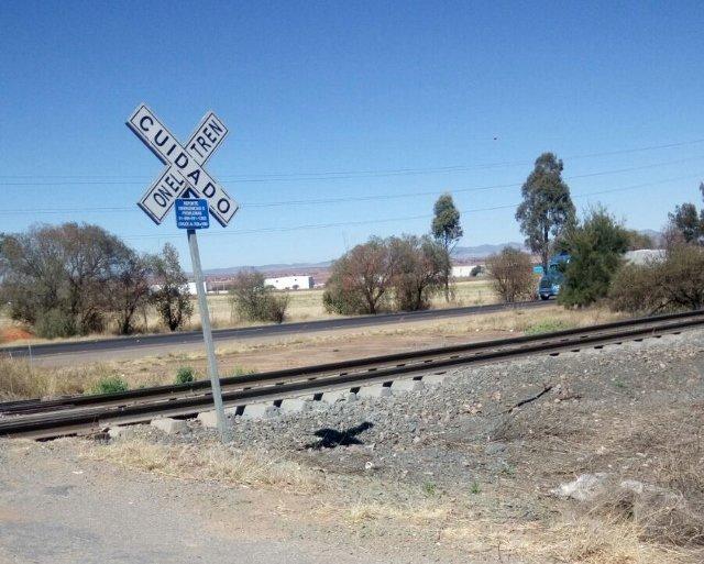 ¡Grave una menor de 11 años luego de ser atropellada por el tren en La Chona!