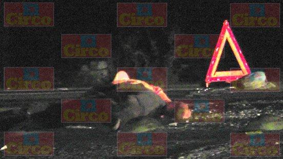 ¡2 motociclistas murieron tras chocar contra un auto en Fresnillo!