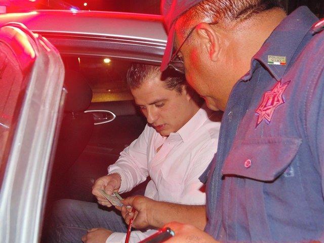 ¡Ciclista murió embestido por un automóvil en Aguascalientes!