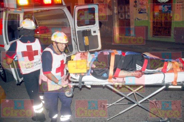¡Murió un leonés tras un fuerte choque en Lagos de Moreno!