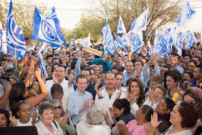 ¡Registra Acción Nacional a Martín Orozco Sandoval como candidato al gobierno de Aguascalientes en el IEE!
