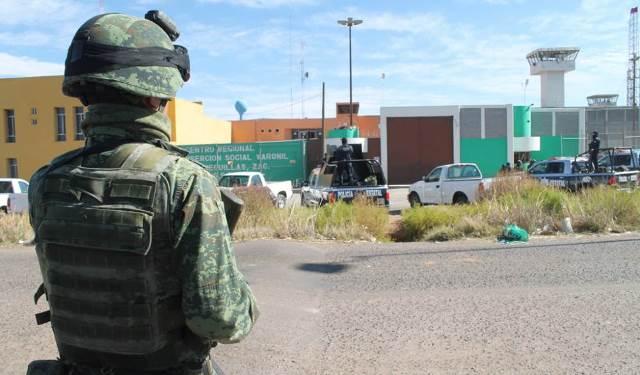¡1 muerto y 4 lesionados tras sangrienta riña en el CERESO de Cieneguillas, Zacatecas!