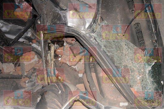 ¡3 jóvenes muertos tras espantoso choque-volcadura en Lagos de Moreno!