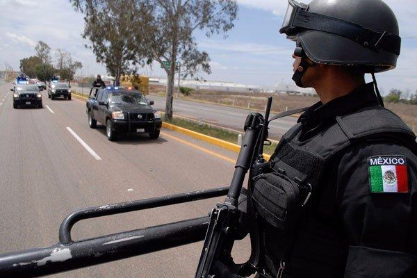 Intenta comando armado levantar a tránsito de Villa García