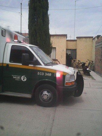 Rescatan policías municipales a un hombre que intentó suicidarse