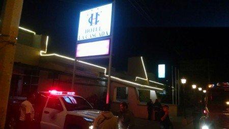Resulta lesionado al explotar la caldera de un hotel