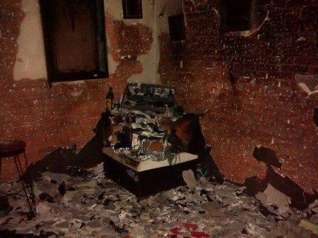 Incendia malviviente el departamento de un vecino de Pilar Blanco