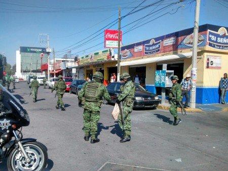 Intensa movilización por reporte de supuesta bomba