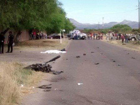 Por rebasar sin precaución provocó la muerte de un estudiante