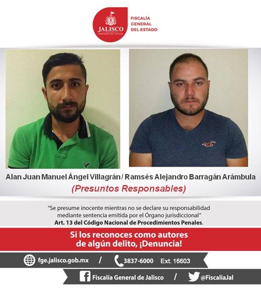 ¡Consignan a dos secuestradores de un menor en Atotonilco!