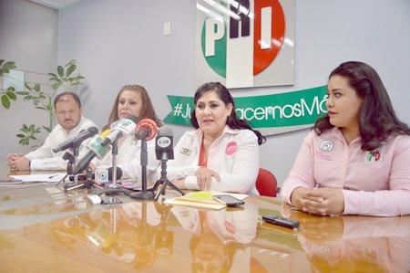 ¡Margarita Zavala sería mejor Presidente de la Republica que su esposo: Diva Gastelum!