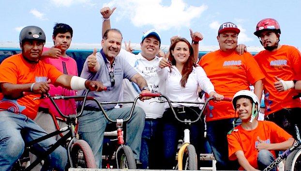 ¡El deporte será clave en mi gobierno para el desarrollo social saludable: Martín Orozco!