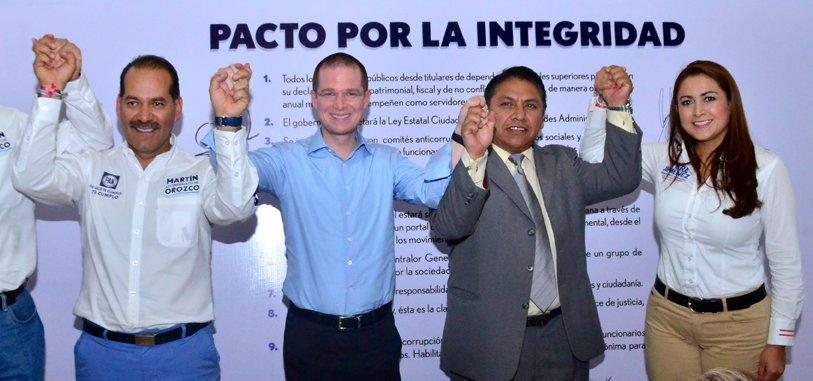 ¡En Aguascalientes Tere Jiménez ganará y por amplio margen: Ricardo Anaya!
