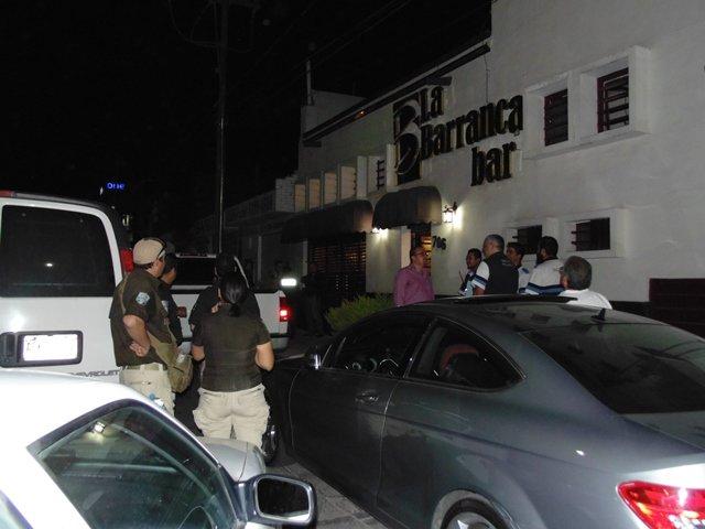 """¡""""Reventaron"""" un bar en Aguascalientes y detuvieron a una mujer venezolana!"""