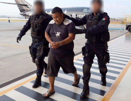 ¡Policías federales capturan a jefe de grupo delictivo de Acapulco en Baja California!
