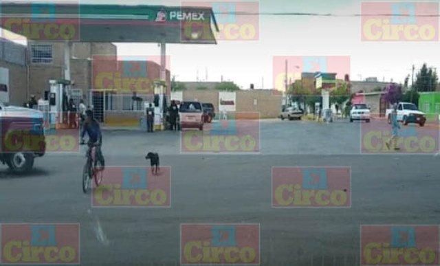¡Secuestraron a 2 loteros de autos americanos en Fresnillo!