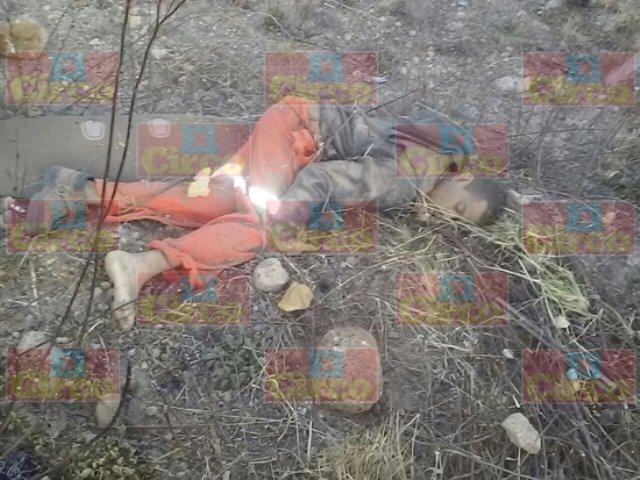 ¡Un muerto tras la volcadura e incendio de un auto en Saín Alto, Zacatecas!