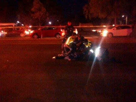 Irresponsable automovilista arrolla y mata a estudiante de la UAA
