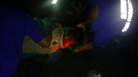 Casi mata adolescente a una pareja en la salida a San Luis Potosí