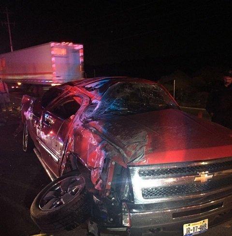 ¡Aguascalentenses iban a vacacionar a Puerto Vallarta y se accidentaron: 2 muertos y 3 lesionados!