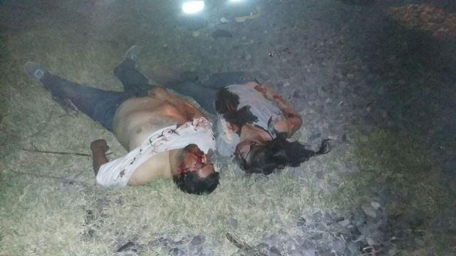 ¡Camioneta fue embestida y arrastrada por el tren en Aguascalientes: 6 muertos y 3 lesionados!
