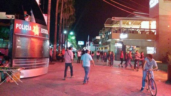 Alerta el diputado Oswaldo Rodríguez sobre la violencia y los robos que se dan en la feria de San Marcos