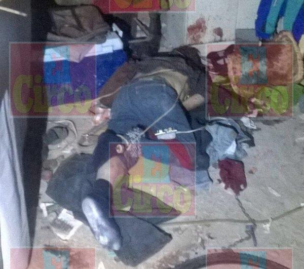 ¡Asesinaron a un ancianito en su casa en Fresnillo para robarlo!