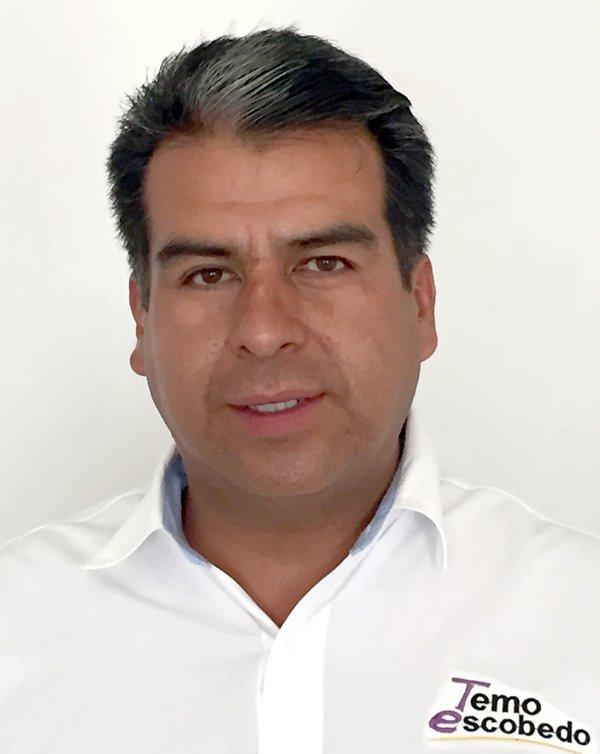 ¡Encuesta de ACENTA da amplia ventaja a Temo Escobedo del PRD por la alcaldía de Pabellón de Arteaga!