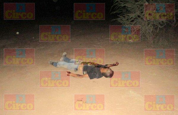 ¡De 3 balazos ejecutaron a un hombre en Villa de Cos, Zacatecas!