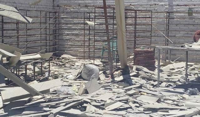 ¡Explosión en una bodega con pólvora dejó 1 muerto y 1 lesionada en Tabasco, Zacatecas!