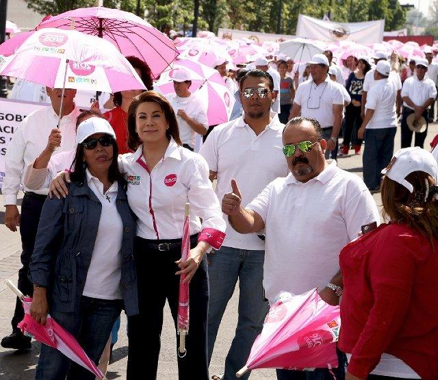 ¡Con Lorena Martínez se dignificará la vida de las y los trabajadores de Aguascalientes!