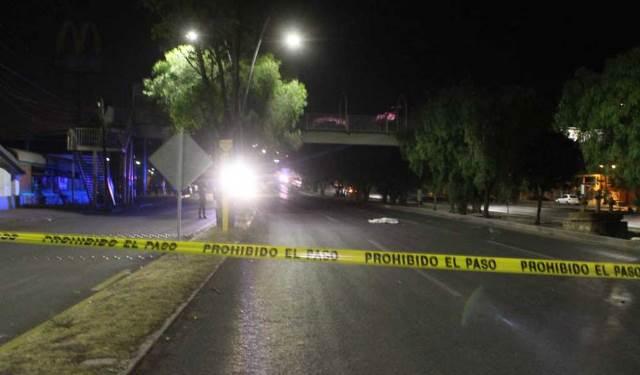 ¡Una joven murió tras una caída de una motocicleta en Zacatecas!