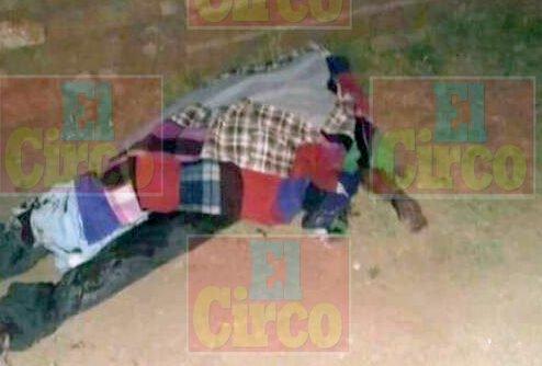 ¡Joven fue muerto de una puñalada por su padrastro en Sombrerete, Zacatecas!