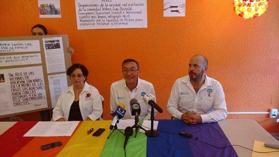 Matrimonio igualitario atenta contra las familias del país; aseguran laicos en Aguascalientes