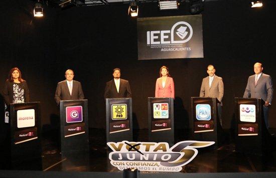 ¡Orozco: Sólido y contundente en el debate!