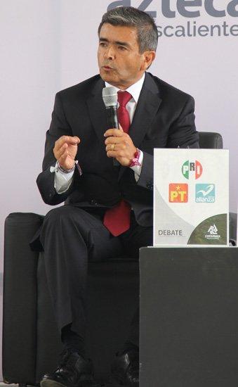 ¡Ríos Alba gana debate de la Coparmex!