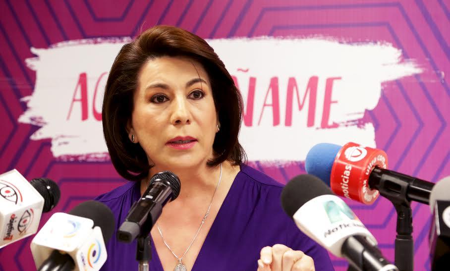 ¡Reitera Lorena Martínez estar en contra de matrimonios del mismo sexo y no comparte la iniciativa de Peña Nieto!