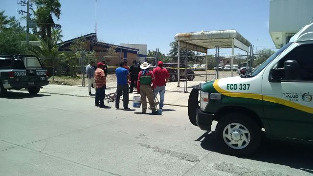 ¡Joven empleado se suicidó en una tortillería en Aguascalientes!
