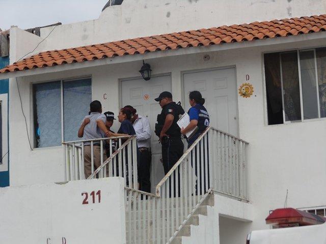 ¡Madre de 4 hijos se suicidó en el baño de su casa en Aguascalientes!