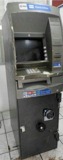 Intentan saquear cajero automático en Ciudad Industrial