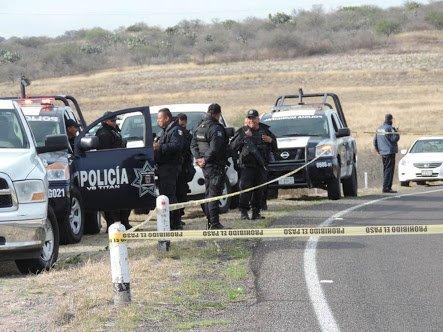 Sujetos armados llegan a un rancho en El Llano y amenazan al propietario