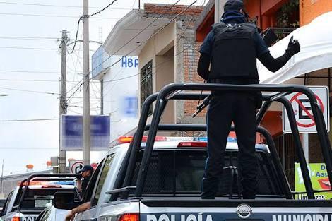 Nada detiene al hampa tres atracos en las últimas horas en Aguascalientes