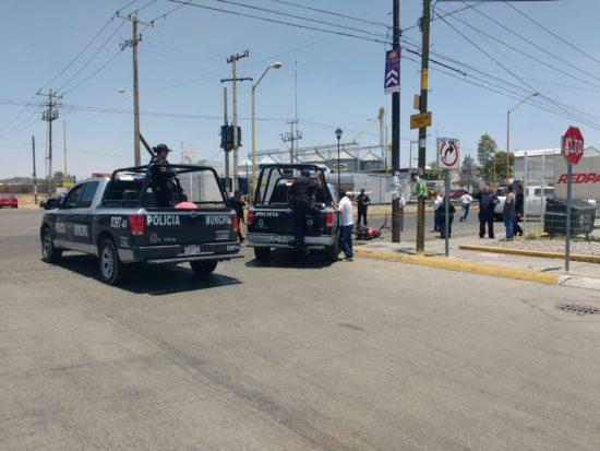 "¡Detienen ministeriales a tres asaltantes integrantes de la banda de ""El Padrino""!"
