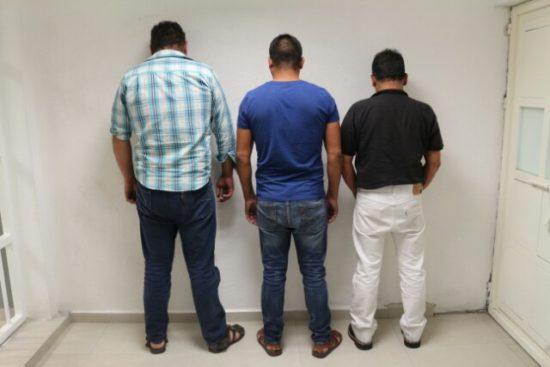 Caen tres mininarcos del Cártel del Golfo