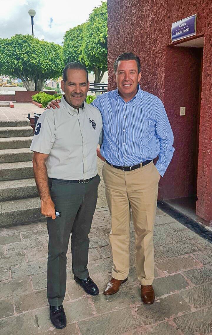 ¡Aguascalientes y Guanajuato impulsarán Instituto de Planeación Regional: Martín Orozco!