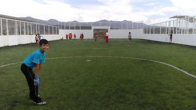 ¡Se forman jóvenes liderazgos en Calvillo a través del deporte!