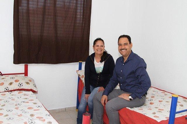 ¡Gobierno Municipal dignifica viviendas de familias vulnerables en distintos puntos de la ciudad!